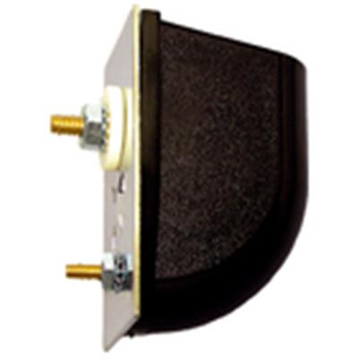 <p>Tough, moulded side body mount for fitting flush to vehicle body.<br />